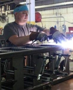 EZG Manufacturing Custom Fabrication