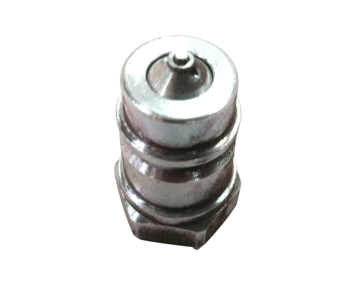 02-219  - 4NV-12-NPT-M Pioneer Male Quick Connect Fitting