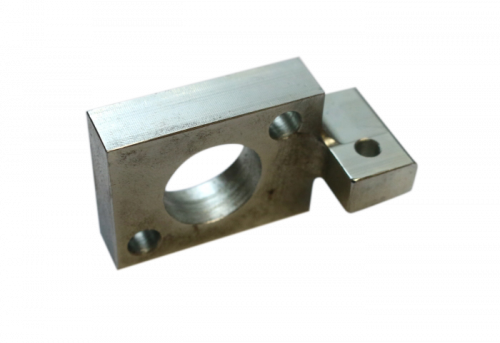 02-690 - Machined Bracket for Bucher Valve