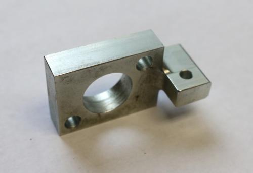 02-690 - Machined Bracket for Bucher Valve