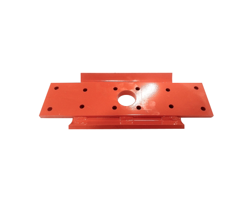 GH-A-13 - GH-Hyd Motor Mount Plate Welded Assemby