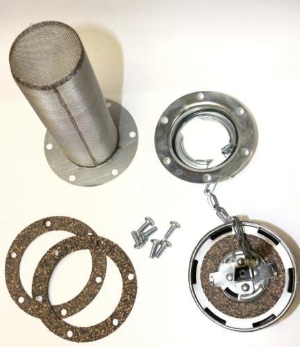 02-318 - Hydraulic Filler Cap/Breather
