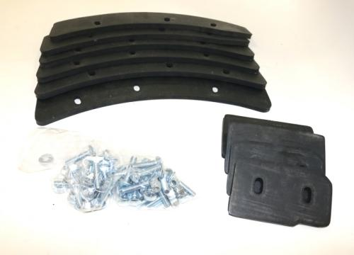 MH12-A-25 - MH12-Paddle Rubber Kit(With Bolts) (2)
