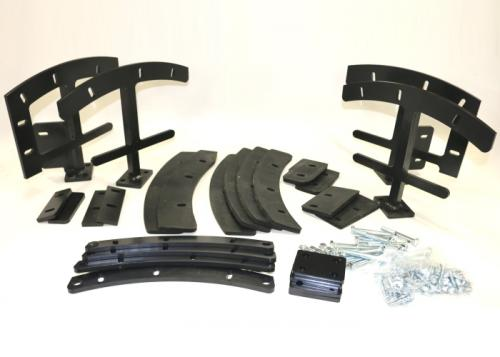 MH12-A-8 - MH12 Paddle Kit (Everything But Shaft)