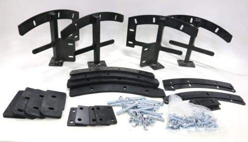 MH9-A-14 - MH9 Paddle Kit (Everything Inside Drum Except Shaft)